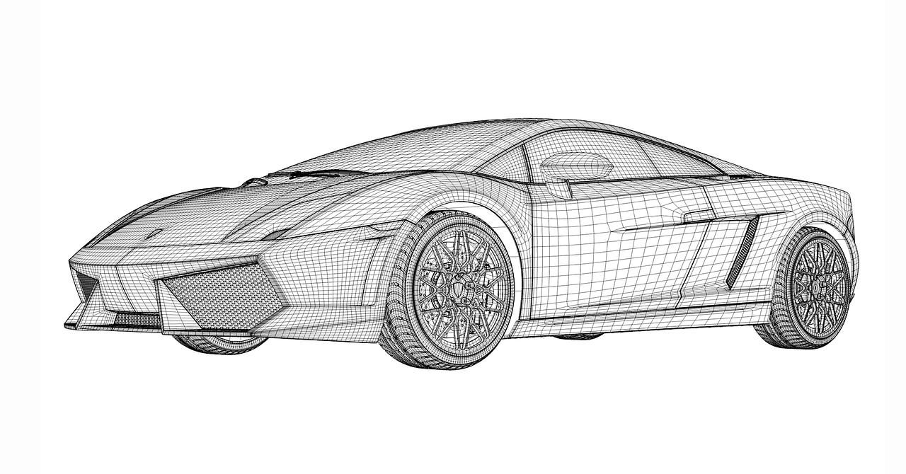 Prototypy samochodów